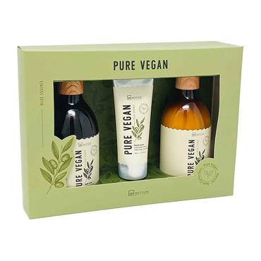 IDC Institute Pure Vegan Olive Large 3 Piece Giftset