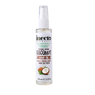 Inecto Divine Shine Coconut Hair Oil 100ml
