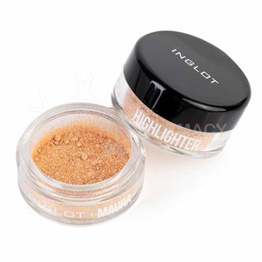 Inglot X Maura Sparkling Dust Highlighter City Lights