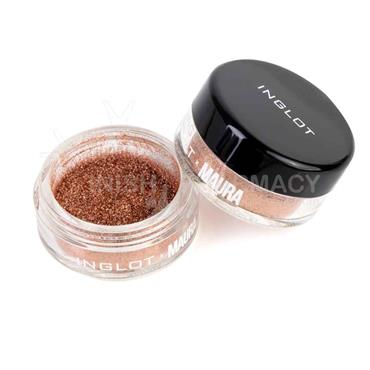 Inglot X Maura Sparkling Dust Highlighter Sparks Fly