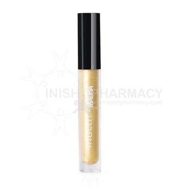 Inglot X Maura Naughty Nudes Lip Gloss Gold Glory 332