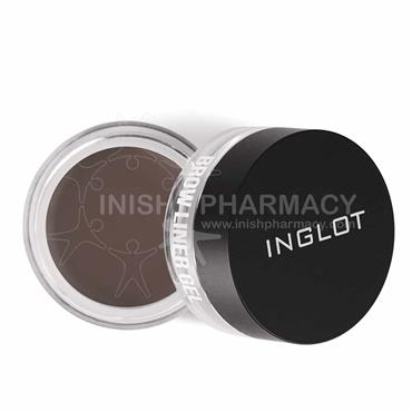 Inglot X Maura Bad Ass Brows AMC Eyebrow Gel Medium Brown