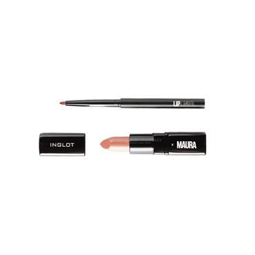 Inglot X Maura Stripped Iconic Lip Kit