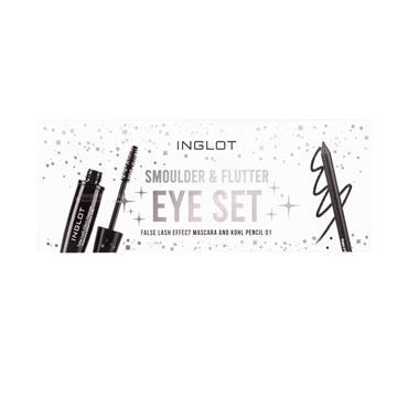 Inglot Smoulder & Flutter Eye Set