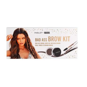 Inglot X Maura Bad Ass Brow Kit