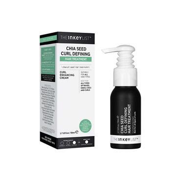 The Inkey List - Chia Seed Curl Defining Hair Treatment 50ml