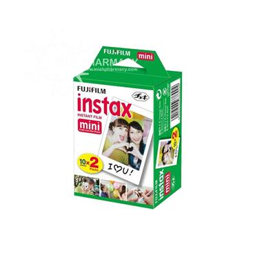 Fujifilm Instax Mini Instant Film 20 Sheets