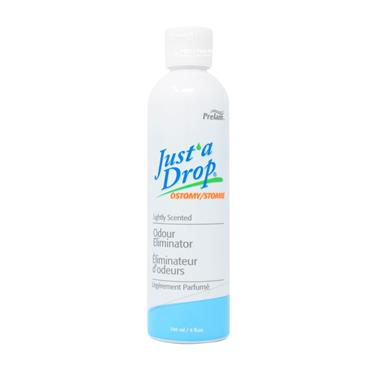 Just A Drop Ostomy Odour Eliminator Lightly Scented 240ml