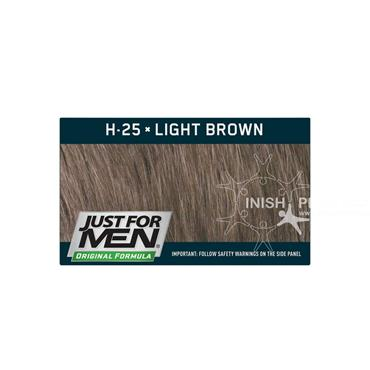Just For Men Original Formula H25 Light Brown