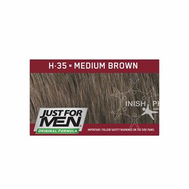 Just For Men Original Formula H35 Medium Brown