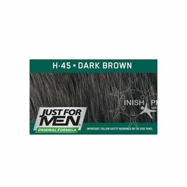Just For Men Original Formula H45 Dark Brown Black