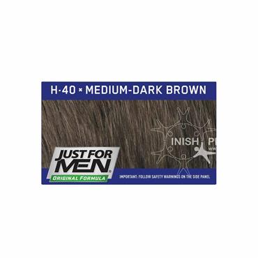Just For Men Original Formula H40 Medium Dark Brown