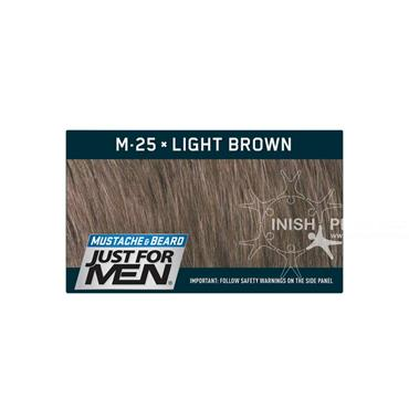 Just For Men Moustache & Beard M25 Light Brown