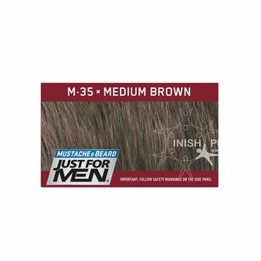 Just For Men Moustache & Beard M35 Medium Brown