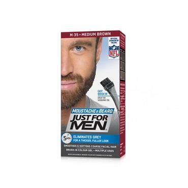 Just For Men Moustache & Beard M35 Medium Brown