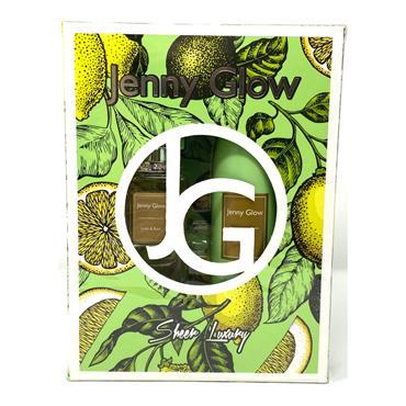 Jenny Glow Lime & Basil 2 Piece Fragrance Set