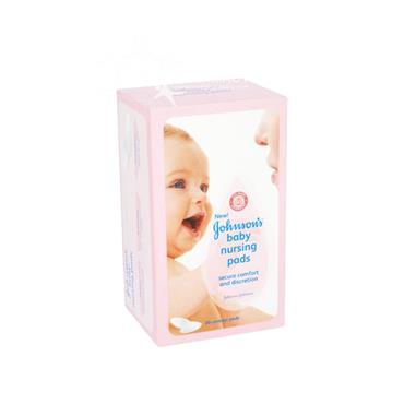 Johnsons Baby Nursing Pads 30 Contour Pads