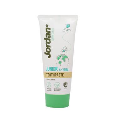 Jordan Green Clean Junior Toothpaste 6+Years 50ml