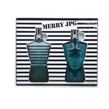 Jean Paul Gaultier Merry Mens 2 piece gift set