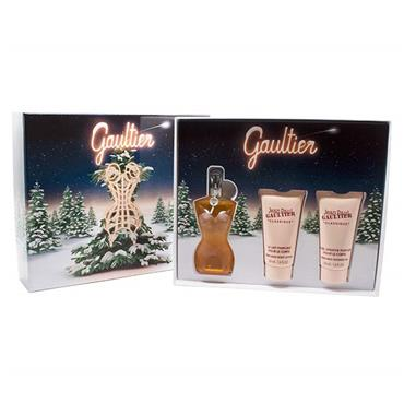 Jean Paul Gaultier Classique Womens 3 Piece Gift Set