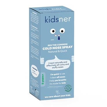 Kidsner Cold Nose Spray 10ml