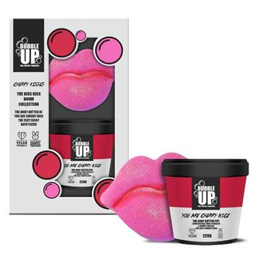 Bubble Up The Kiss Kiss Boom Collection