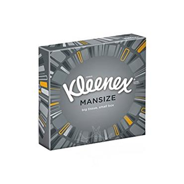 Kleenex Mansize Tissues - 44 Sheets
