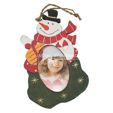 Zep Christmas Ornament Large - Snowman