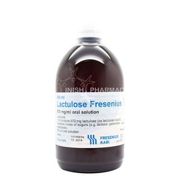 Lactulose Fresenius 500ml