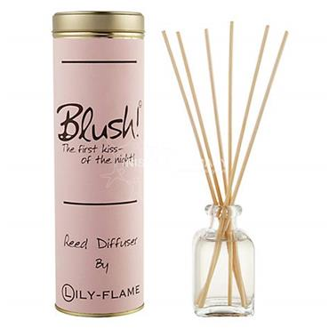 Lily Flame Blush Reed Diffuser