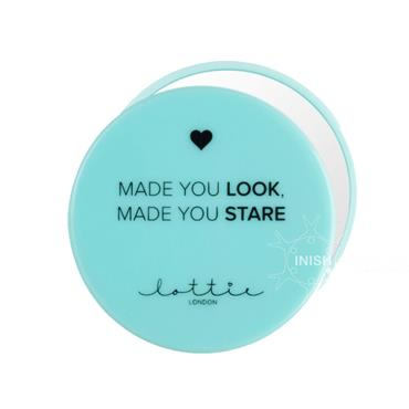 Lottie London Look at Me One Side Mirror- Green