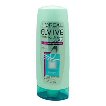 L'Oreal Elvive Extraordinary Clay Conditioner 400ml