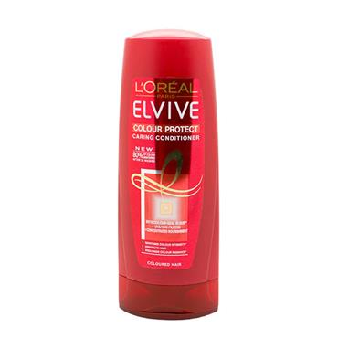 L'Oreal Paris Elvive Colour Protect Caring Conditioner Coloured Hair 400ml