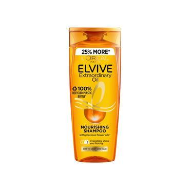 L'Oreal Elvive Extraordinary Oil Nourishing Shampoo 500ml