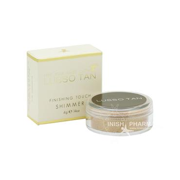 Lusso Tan Finishing Touch Body Shimmer 4g