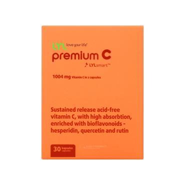 LYL Premium C 30 Capsules