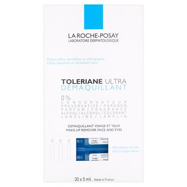 La Roche Posay Toleriane Monodose Eye Make Up Remover