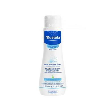 Mustela Multi-Sensory Bubblebath 200ml