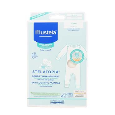 Mustela Stelatopia Skin Soothing Pyjamas 12-24 Months