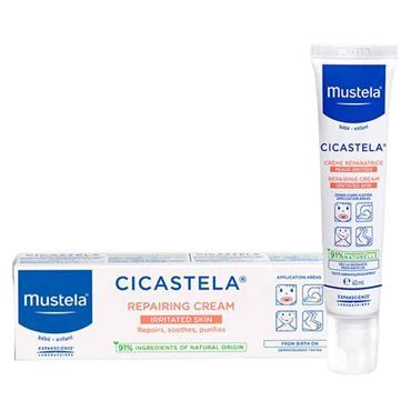 Mustela Cicastela Repairing Cream 40ml