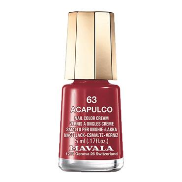 Mavala Nail Varnish Acapulco 63 5ml
