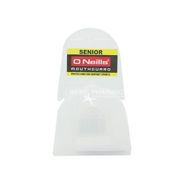 O'Neills Mouthguard Senior - Clear
