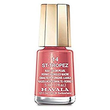 Mavala Nail Varnish St Tropez 14 5ml