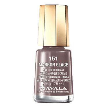 Mavala Nail Varnish Marron Glace 151 5ml