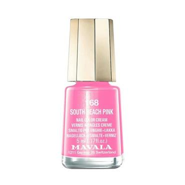 Mavala Nail Varnish South Beach Pink 168 5ml
