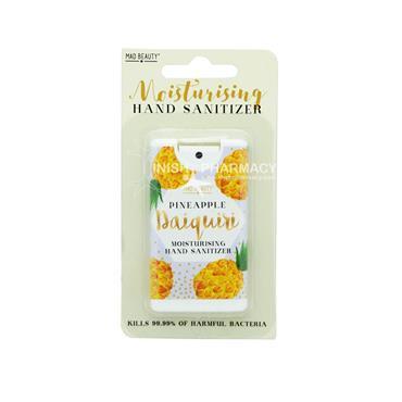 Mad Beauty Moisturising Hand Sanitiser Pineapple 15ml