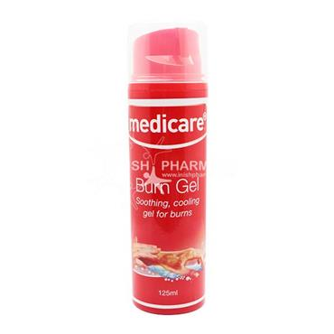 Medicare Burn Gel Spray 125ml