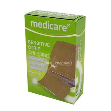 Medicare Sensitive Strip Dressing