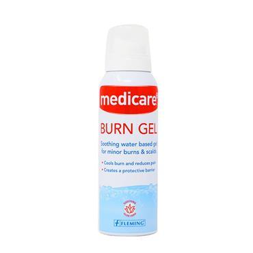 Medicare Burn Gel with Aloe Vera 100ml