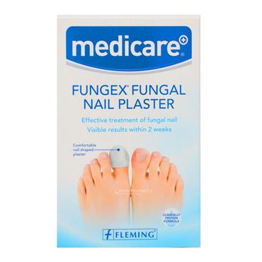 Medicare Fungex Fungal Nail Plaster 14 Pack